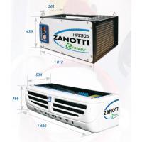 Холодильная установка Zanotti NFZ эвтектическая установка.